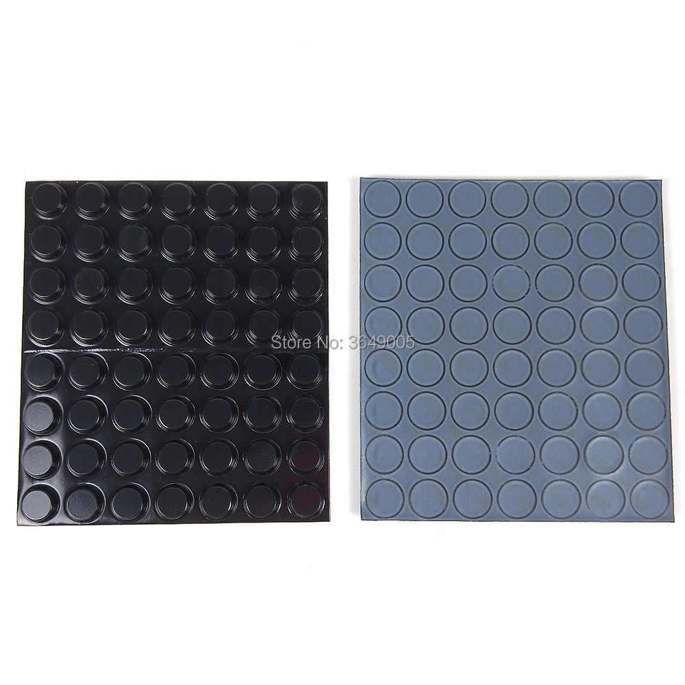 3000 шт./лот SJ5012 защитные резиновые ножки с клеем черный мм 3,6 мм * 12,7 мм цилиндрический-плоский верх