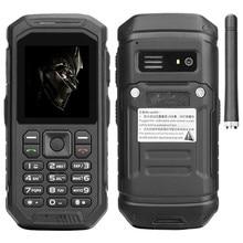 X6 русская клавиатура IP68 прочный Водонепроницаемый противоударный мобильный телефон-рация телефон большая батарея FM Dual sim фонарик сотовые телефоны