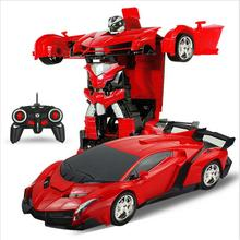 2 In 1 Sports RC Car Models Transformati