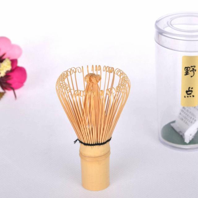Pure Organic Matcha Green Tea Powder 250g +Japanese Chasen Bamboo Whisk Set Pack