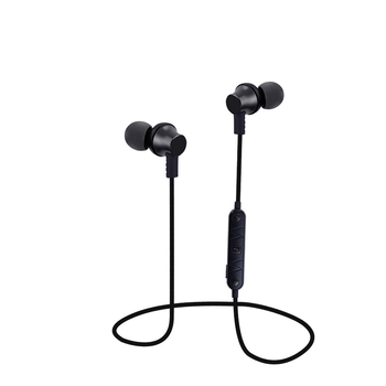 Bluetooth Headphones, Wireless Sport Stereo Sweatproof Magnetic Bluetooth Earphones with Built-in Microphone,Fit for Gym Runni