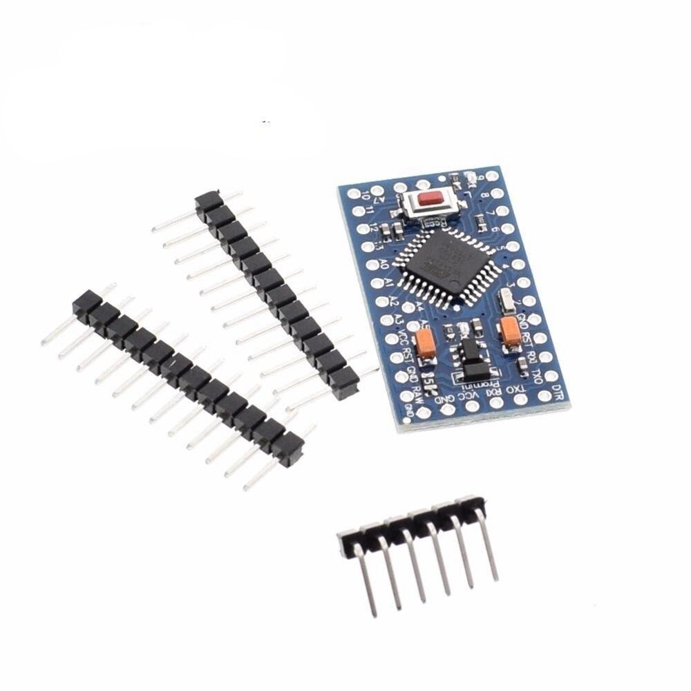 TZT 1pcs/lot ATMEGA328P Pro Mini 328 Mini ATMEGA328 5V/16MHz For  Arduino