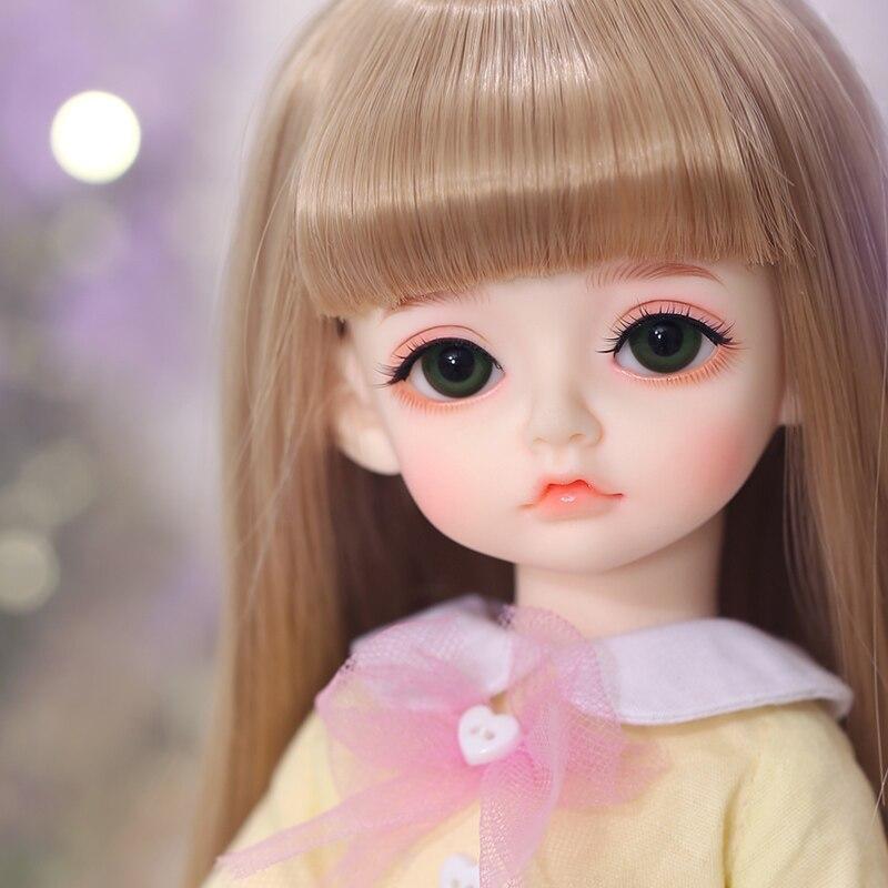 Dolls Toys & Hobbies Oueneifs Bjd Sd Doll Sarah 1/6 Model Baby Girls Boys Doll Toys For Children Friends Surprise Gift For Boys Girls