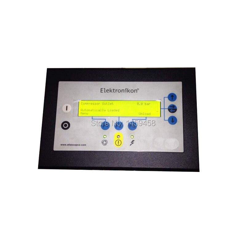 Livraison gratuite Atlas Copco GA132-350 panneau de microcontrôleur MK4 carte principale PLC Electronikon 1900071032 (1900 0710 32)