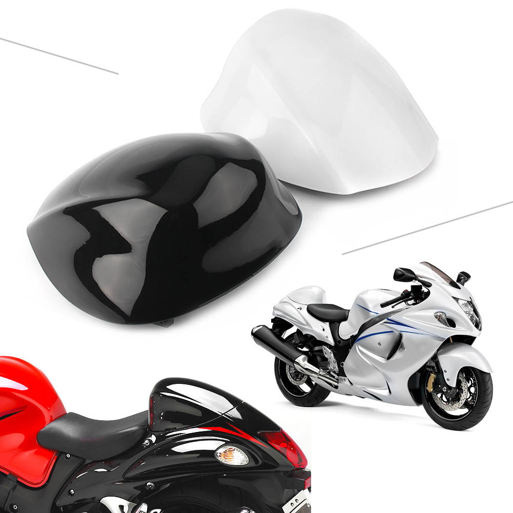 GSXR1300 Hayabusa Rear Pillion Passenger Cowl Seat Back Cover For Suzuki 2008 09 <font><b>10</b></font> 11 12 13 14 2015 2016 2017 2018 ABS plastic image
