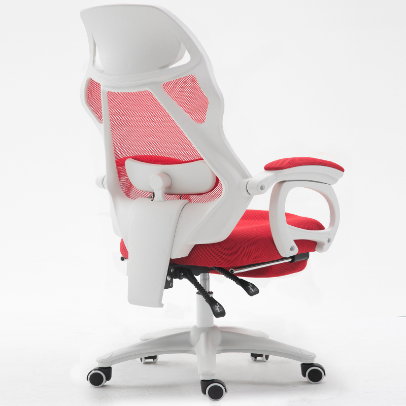 Quality Computer Chair Lumbar Massage Boss Executive Office Chair Mesh Lift Swivel With Retractable Footrest Office Chairs