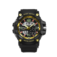 Sanda Sports Watch Men Clock Male Led Digital Quartz MenS Waterproof