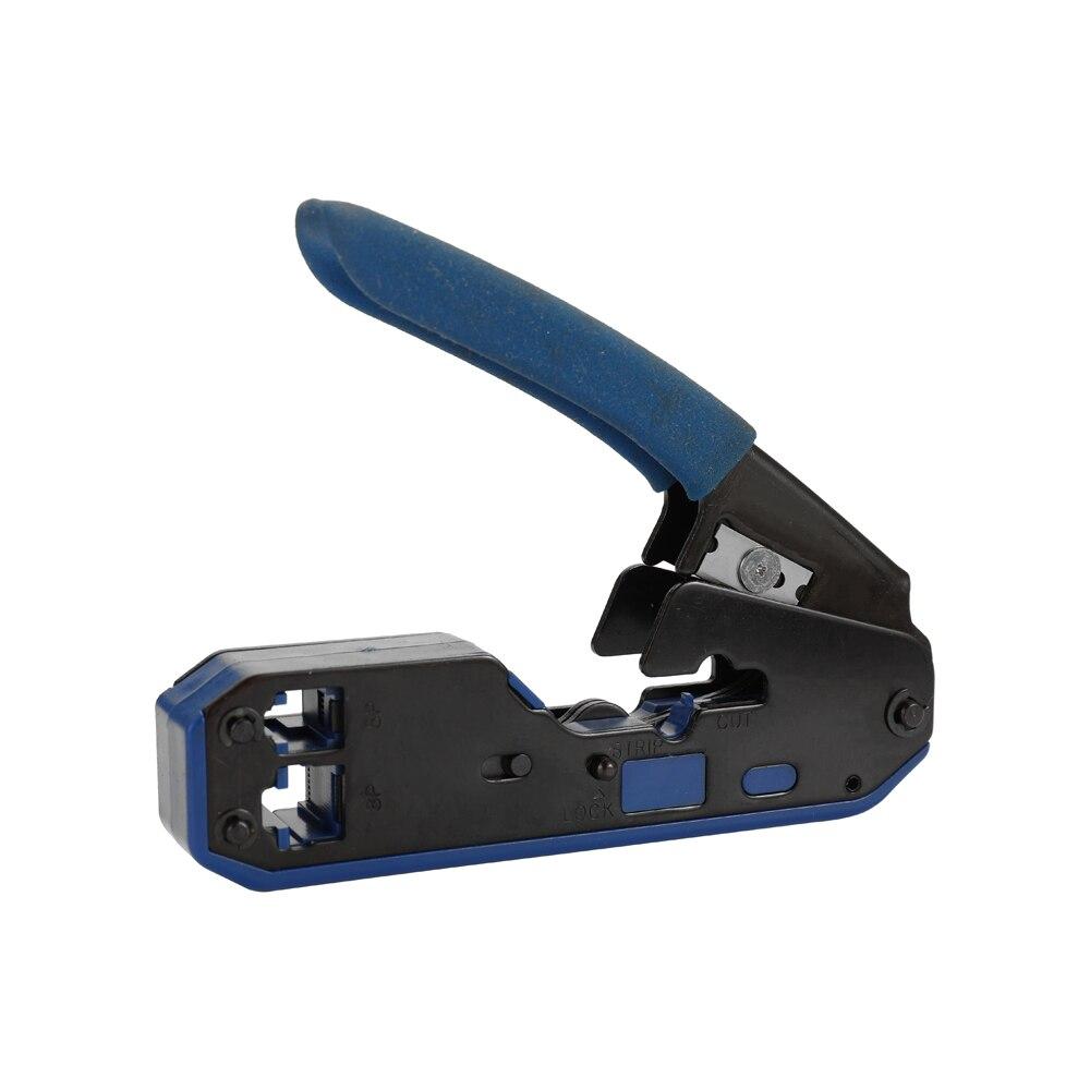 Verantwortlich Hy-668 Tragbare Ethernet Kabel Crimpen Werkzeug Professionelle Terminals Crimper Zangen Multifunktions Hand Werkzeuge Draht Stripper Cuting GüNstige VerkäUfe Werkzeuge
