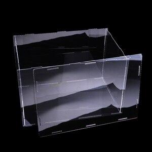 Image 3 - 32X25X25 Cm Clear Acryl Vitrine Tonen Doos Voor Action Figures Pop Model