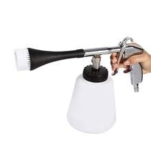 Автомобильный инструмент для очистки высокого давления, инструмент для ухода за интерьером автомобиля, моющий пистолет, оборудование для пульса воздуха, 1л, чистящая бутылка и распылитель сопла U