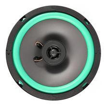 VODOOL VO-602, 6,5 дюймов, 80 Вт, автомобильный коаксиальный динамик, Авто Аудио, музыка, громкий динамик, автомобильный стерео, полный диапазон, громкий динамик s