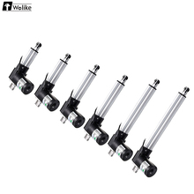 Wolike 900LBs/4000N Linear Actuator Motor Door Opener Heavy Bracket Lift
