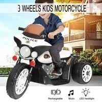 Детский Электрический мотоцикл трехколесный велосипед заряжаемая игрушка дети скутер электрический мотоцикл ноги ездить на автомобиль тр