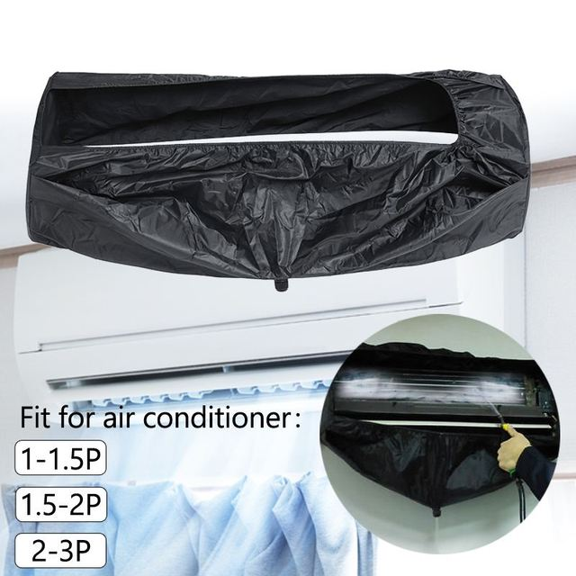 1 p/1.5 p/2 p/3 p Aria Condizionata Impermeabile Coperchio di Pulizia Lavaggio F