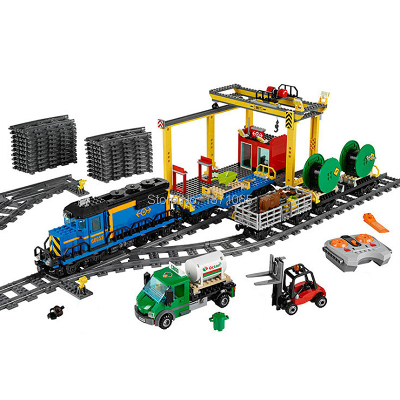 Technic Legoingly Train 02008 02009 02010 02039 21005 21006 21007 21011 21029 10194 10219 Buillding Blocks Bricks Set Toys