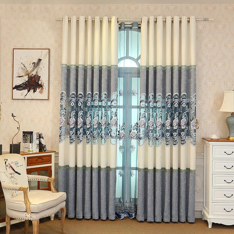 Fenetre Dormitorio Modernas Kids Gardinen Per Soggiorno Tende Cortinas De Luxo Para Sala Luxury Rideaux Pour Le Salon Curtains