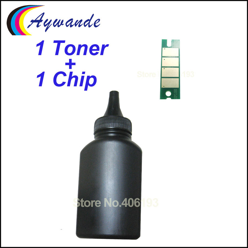 HOT SALE] 2 Bottle toner + 2 Chip for Ricoh SP150 SP 150