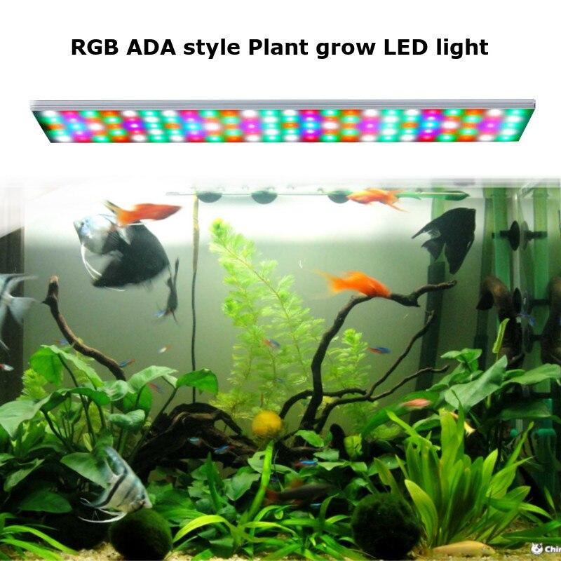 Chihiros RGB LED éclairage plante grandir lumière aquarium étanche poisson réservoir lampe multicolore plante lumières maison poisson fournitures pour animaux de compagnie