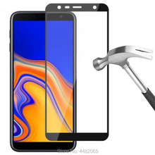 Protective Glass For Samsung J4 J6 Plus J 4 6 4j 6j Tempered Glas Screen Protector On The Galaxy J4plus J6plus Protect Film 9h