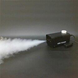 Smoke Machine/Mini Remote Fogger Ejector/Disco Home Party Stage  Fog Machine/400W Smoke Thrower/Atomization Disinfection Machine