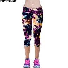 Leggings for Women Capris Leggins High Waist Elastic Exercise Female Elastic Stretchy Leggings Slim Trousers M-XXL