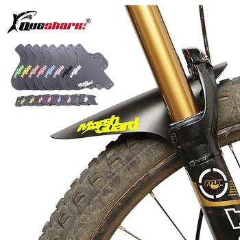 Kolorowe błotniki rowerowe MTB kolarstwo rowerowe skrzydła przednie błotnik rowerowy do rowerów górskich błotniki błotnik rowerowy tanie i dobre opinie QUESHARK CN (pochodzenie) FF388