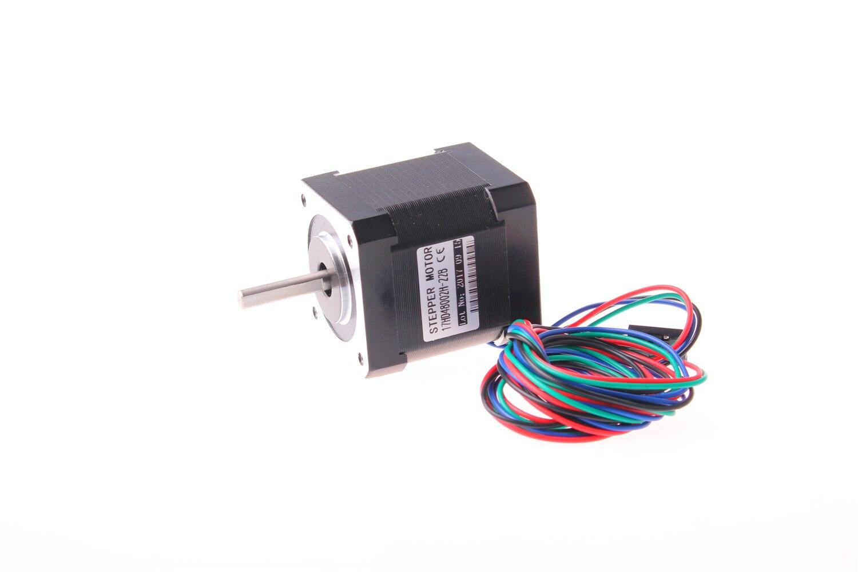 17HS4401 17HS19-2004S1 17HD48002H-22B 17 Do Motor de Passo Nema 1.7/UM 0.59Nm (84 ozin) Para 3D Impressora CNC