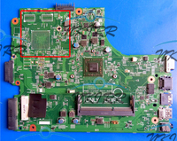 Janus AMD MB 13325 1 PWB:1102F REV:A00 0GT7JT GT7JT DDR3 A4 6210 motherboard for DELL Vostro 14 3445 INSPIRON 15 3445 3541