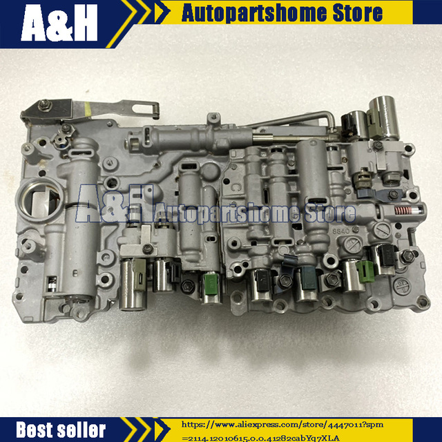 Transmission Valve Body >> Us 279 0 Remanufactured A960e 6 Speed Transmission Valve Body With Solenoids For Lexus Gs300 Is300 2005 2011 In Automatic Transmission Parts From