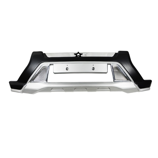 tuning Car Front Lip Rear Diffuser Parts Modified Accessories Auto Upgraded Bumpers protector 14 15 16 17 18 FOR Hyundai IX25