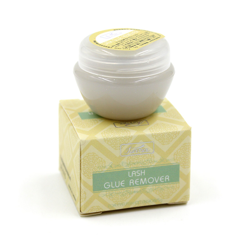 Funmix New Professional False Eyelash Glue Remover Eyelash Extensions Makeup Remover Tool Cream Good Smell 5g TSLM2