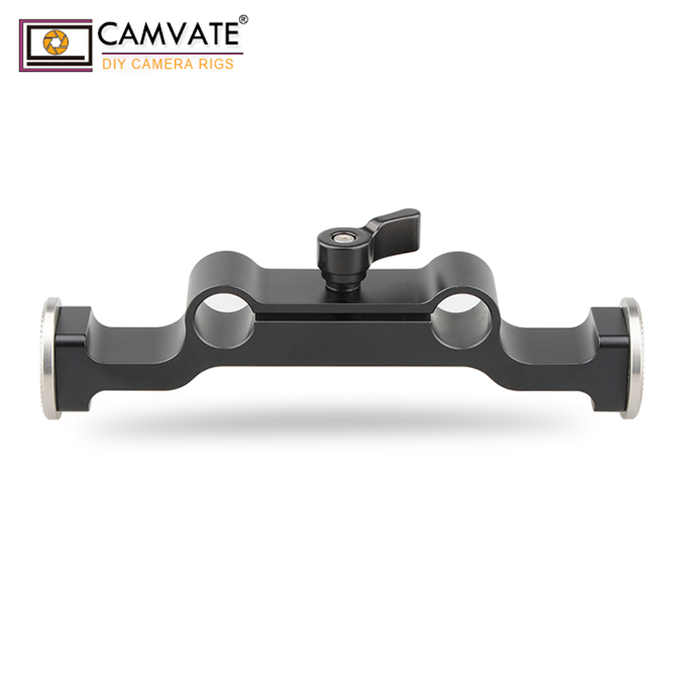 CAMVATE Rod Clamp with ARRI Rosette C1466CAMVATE Rod Clamp with ARRI Rosette C1466
