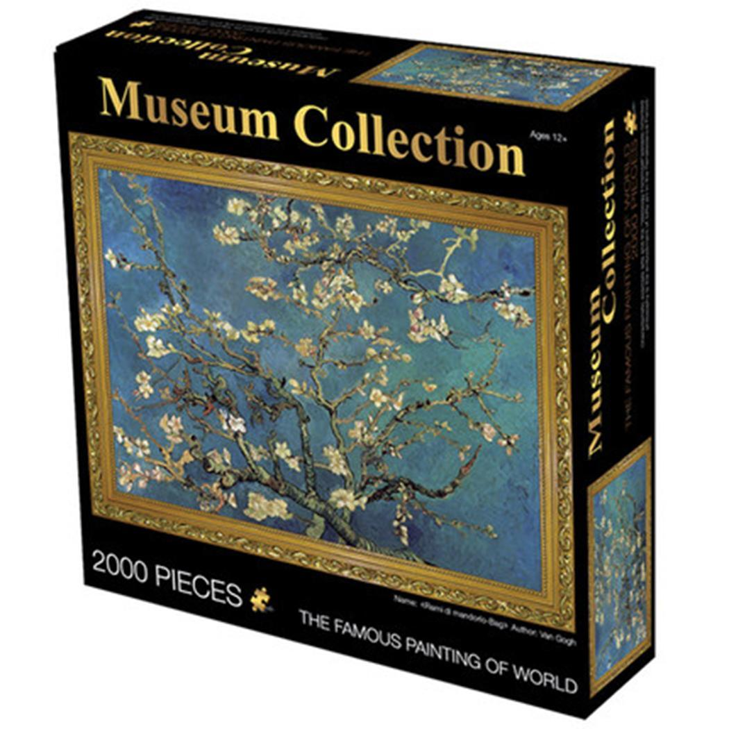 2000 Pieces Famous Diy Oil Painting Of World Map Jigsaw Puzzle Art Puzzle For Kids Jigsaw Flat Puzzle Creativity Imagine Toys