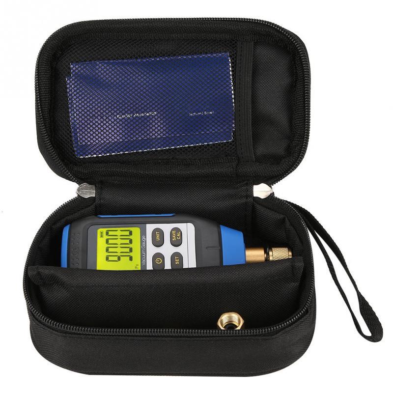 VMV 1 High Accuracy Digital Vacuum Gauge for Atmospheric Environment 0 50 Degree