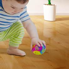 Creative Ball Puzzle Cube Capsule Pinata Intelligence Assembling Ball For Pendant Children Birthday Favors Game Toys Xmas Gift(China)