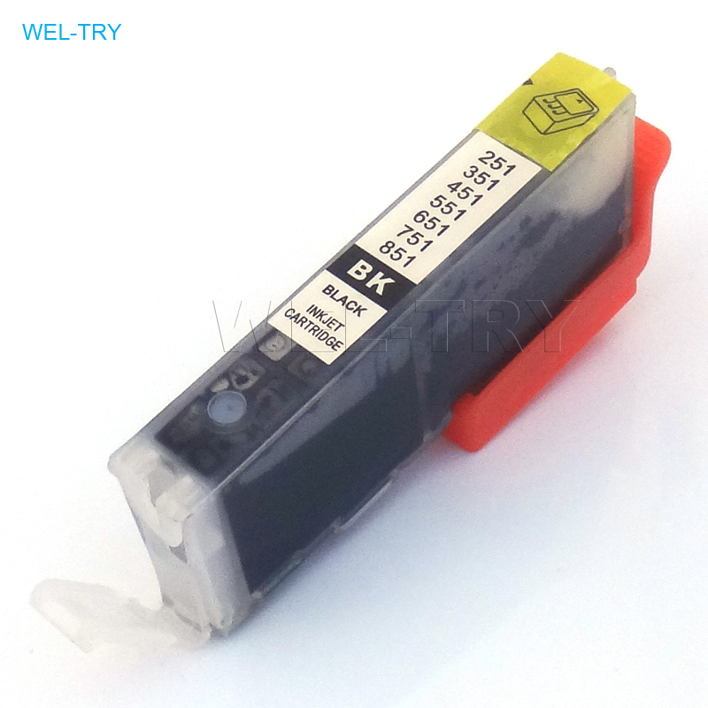 PGI-550 PGBK, CLI-551 BK/C/M/Y чернильный картридж для MX925/MX725/MG5450/MG5550/MG5650/MG6350/MG6450/MG6650/MG7150/iP7250/iP8750