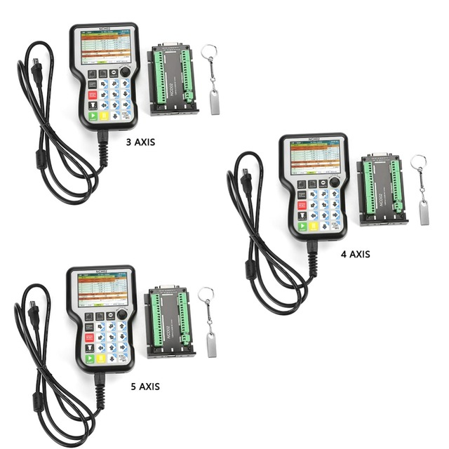 Hot! CNC Controller NC Card USB CNC Motion Control System Controller Board NCH02 3 4 5 (Optional)
