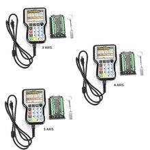 Sıcak! CNC denetleyici NC kartı USB CNC hareket kontrol sistemi kontrol kartı NCH02 3 4 5 (isteğe bağlı)