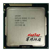Processador intel, intel xeon E3-1260L e3 1260l e3 1260 l 2.4 ghz quad-core oito-núcleo processador de cpu 45w lga 1155