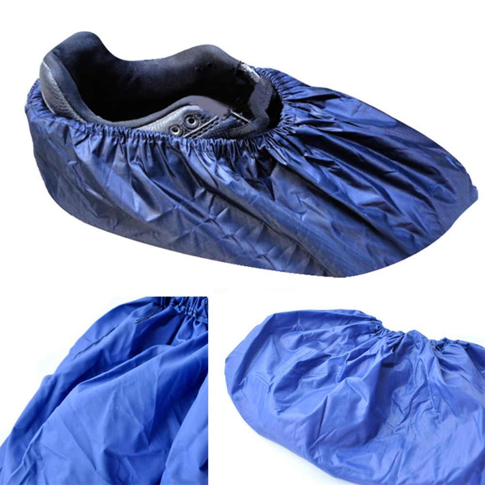 2019 Hot البيع غطاء أحذية قابلة لإعادة الاستخدام للجنسين المطر الجرم مقاوم للماء المضادة للانزلاق غطاء أحذية المطر s التمهيد أيام المطر غطاء أحذية s