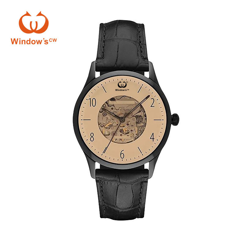 Some people observe simple business stainless steel men fully automatic mechanical watch hollowed out mechanicalSome people observe simple business stainless steel men fully automatic mechanical watch hollowed out mechanical