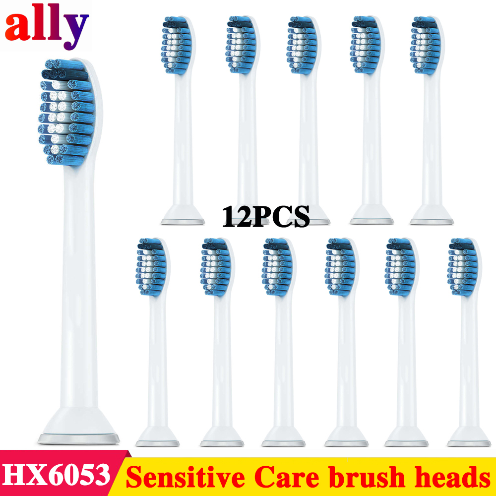Replacement Toothbrush Heads for Philips Electric Toothbrush Heads Compatible with DiamondClean Hydroclean Plaque Control <font><b>HX6054</b></font> image