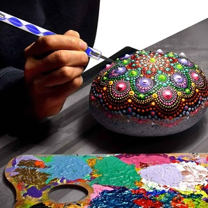 15Pcs DIY Dotting Tool Paintin