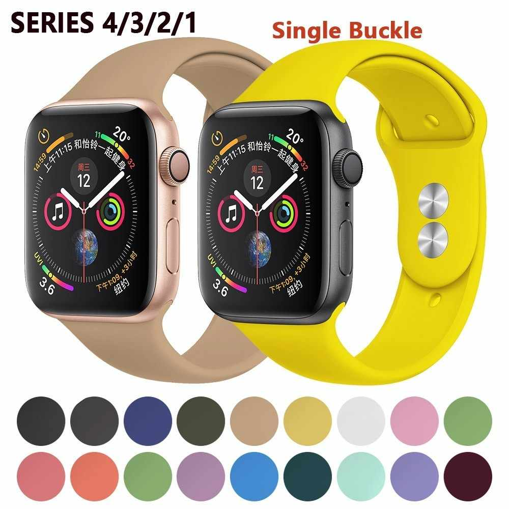 Strap For Apple Watch band apple watch 4 3 iwatch band 42mm 38mm 44mm 40mm pulseira correa Bracelet smart watch Accessories loop
