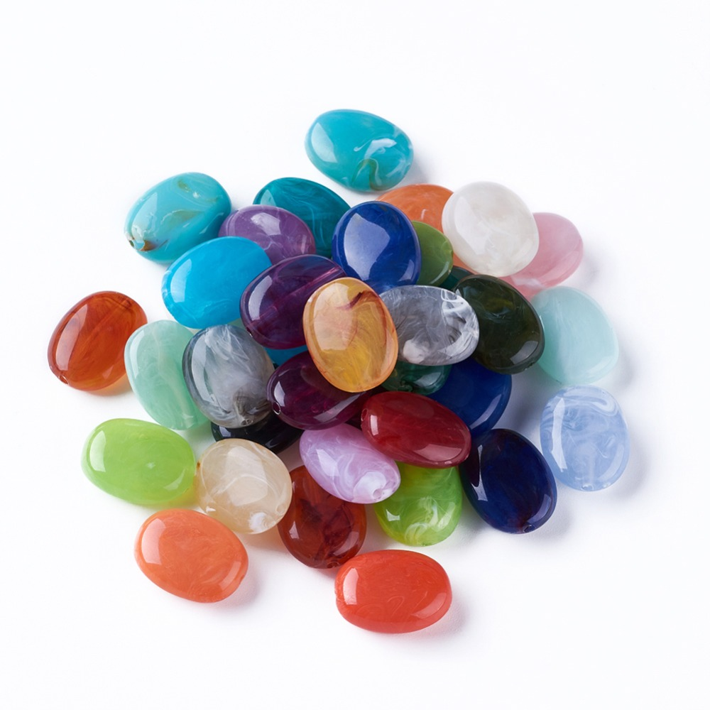 """CANNELLINI BEANS PEARL GEMSTONE OVAL 5MM LONG LOOSE BEADS 21/"""""""
