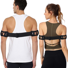Posture Corrector Women Back Brace for Shoulder Adjustable Relieve Discomfort Prevent Injury Corset Support Belt