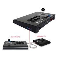 3D Pandora 7 1299 In 1 Arcade Game Console For TV PC PS3 Monitor Support HDMI VGA USB With Pause And Turbo Function