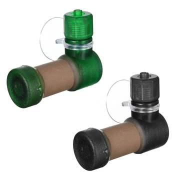 S L akwarium Fish Tank CO2 dyfuzor roślin wodnych CO2 System rozpylacz dyfuzor przyssawka sprzęt ryby wodne zwierzęta dostaw tanie i dobre opinie Meigar NONE