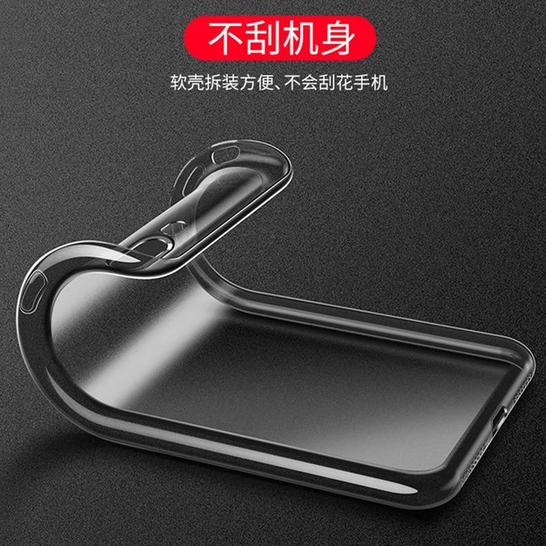 MOQ 100PCS/Pack Nice case for Honor V20 V10 10 9 Lite 8X Max 8C 9i V9 NOTE 10 tpu soft transparent clear silicone case cover - 2