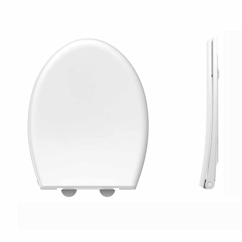 Swell Youpin Original Smart Whale Spout Heating Warm Electric Toilet Seat For Closestool Ntc Temperature Control System Night Light Caraccident5 Cool Chair Designs And Ideas Caraccident5Info
